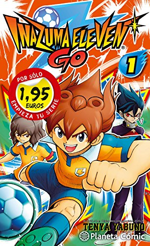 MM Inazuma Eleven Go! nº 01 1,95: 2 (Manga Manía)