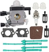 Savior FS 55 Carburetor Fuel Line Filter for STIHL FS38 FS45 FS45C FS45L FS46 FS46C FS55C FS55R FS55RC FS55T KM55 KM55C KM55R KM55R String Trimmer