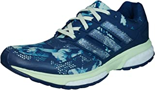 adidas Response 2 Graphic Womens Running Trainers/Shoes - Blue