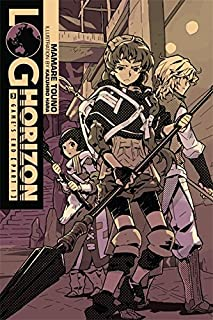 Log Horizon, Vol. 3: Game's End, Part 1 - light novel