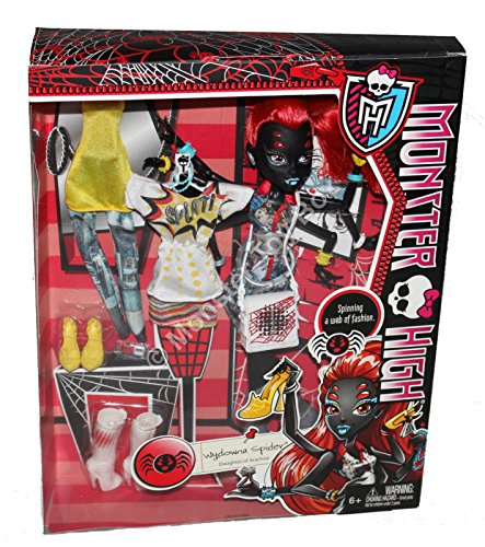 I love Fashion Wydowna Spider Exclusive Doll Monster High ,#G14E6GE4R-GE 4-TEW6W212315