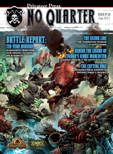 No Quarter Magazine: Issue 50