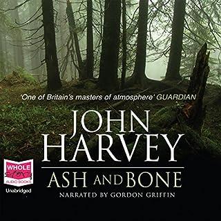 Ash and Bone audiobook cover art