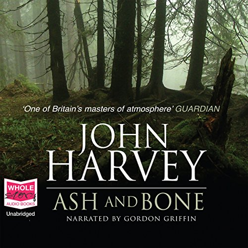 Ash and Bone audiobook cover art