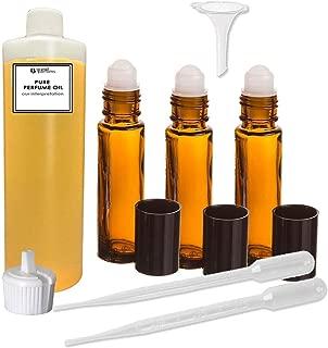 Grand Parfums Perfume Oil Set - South Beach for Women, Our Interpretation, Highest Quality Perfume Oil (4 Ounces)