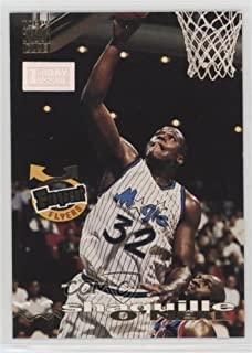 Shaquille O'Neal (Basketball Card) 1993-94 Topps Stadium Club - [Base] - 1st Day Issue #358