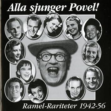 All sjunger Povel!