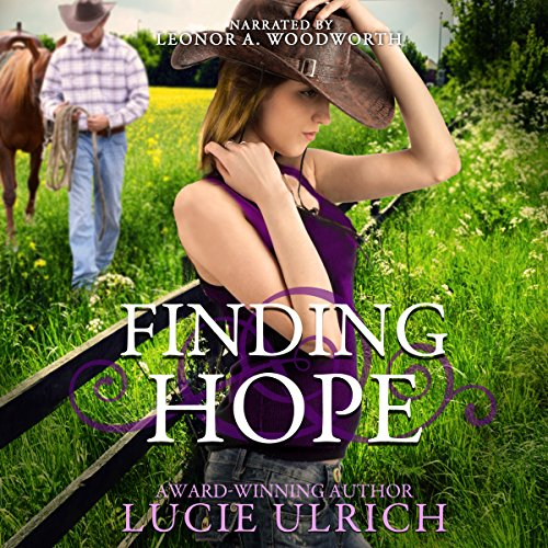 Finding Hope audiobook cover art