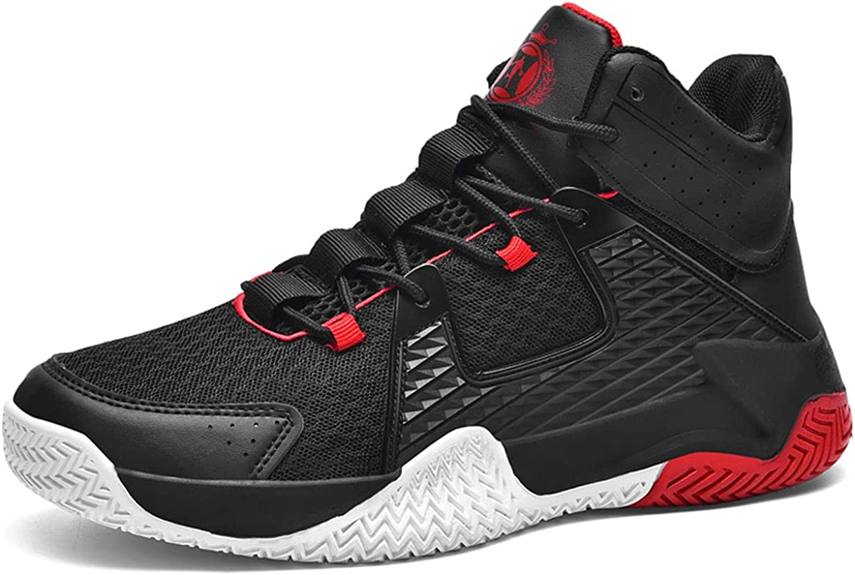 Men's Fashion Non-Slip Basketball Breathable Free shipping / New Ranking TOP1 Shock Shoes Absorpt