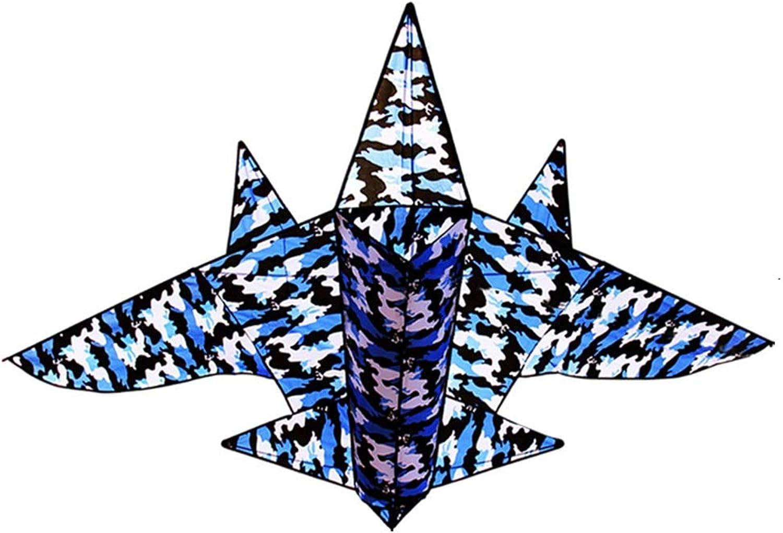 Kite Caixia, Tarnungsflugzeugkampfdrachen, Rollendrachen, Beach Park Small Medium Medium Medium Large (Farbe   E) B07Q9KNSPN  Sorgfältig ausgewählte Materialien 6dd1ab