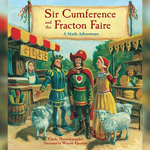 Sir Cumference and the Fracton Faire cover art