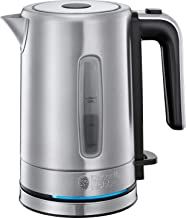 Russell Hobbs RHK132, Studio Kettle, Compact Design with Perfect Pour Spout, 0.8L Capacity, Chrome