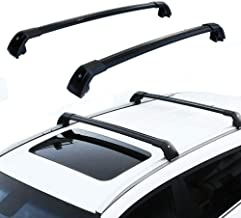 TRIL GEAR Top Roof Rack Crossbars for 2015-2019 KIA Sorento Luggage Cargo Rack Rails
