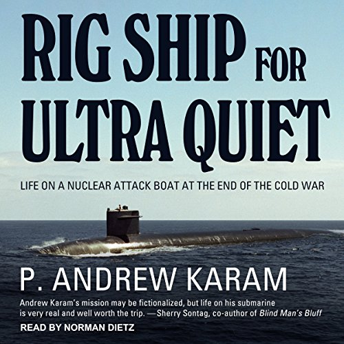 Rig Ship for Ultra Quiet audiobook cover art