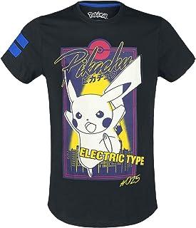 Gamesland Pokemon - T-Shirt Premium - City Pikachu (XL)