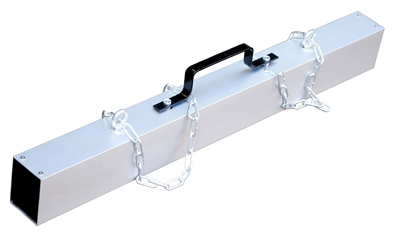 Vestil MS-36 Magnetic Chain Hanger Release Sweeper, 36