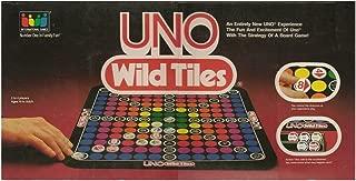 UNO Wild Tiles Board Game (1983-1986)