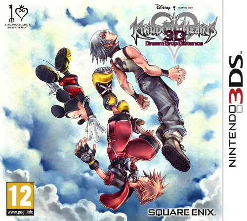 Kingdom Hearts 3D [Dream Drop Distance] (Nintendo 3DS) [Edizione: Regno Unito]