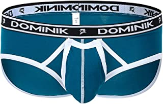 Dominik Mens Cotton Briefs Underwear, Six Colours