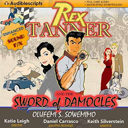 Rex Tanner and the Sword of Damocles  By  cover art