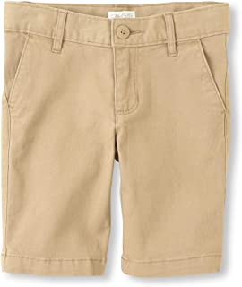 The Children's Place Girls' Uniform Shorts