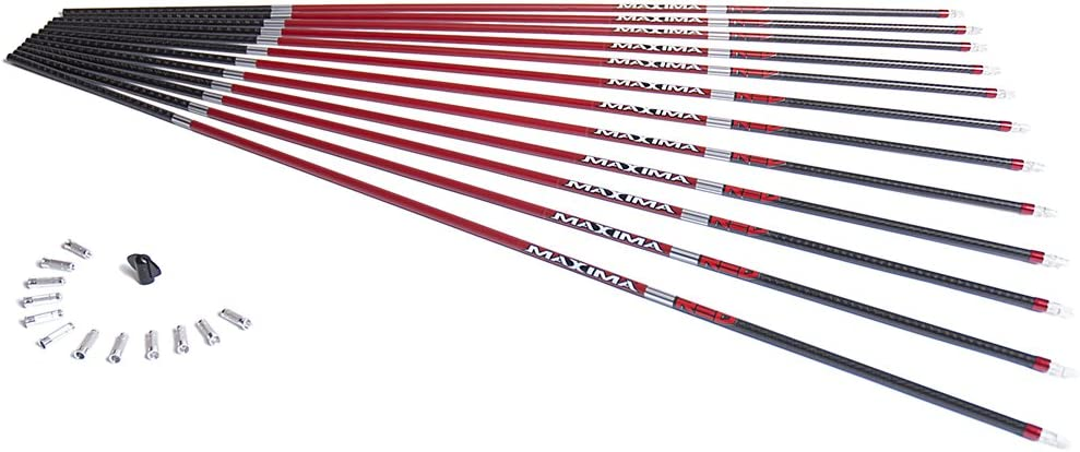 Carbon Express Maxima We OFFer at New life cheap prices RED Arrow with Dynamic Shaft Spine
