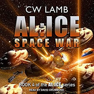 AL:ICE Space War cover art
