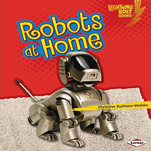 Robots at Home audiobook cover art