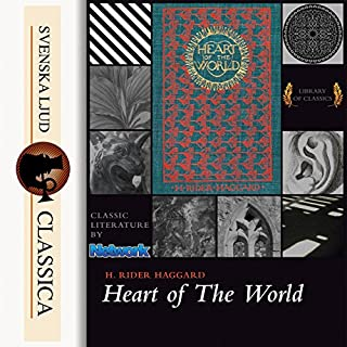 Heart of the World audiobook cover art