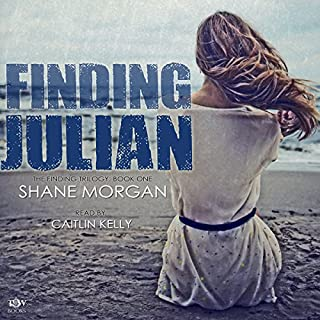 Finding Julian audiobook cover art