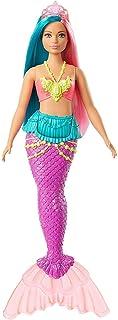 Barbie Dreamtopia Mermaid Doll Teal and Pink Hair