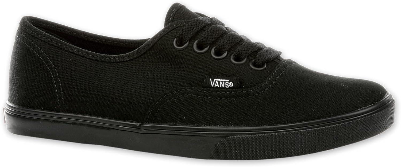 Vans Authentic Lo Pro mode skor (svart    svart, 7 M USA kvinnor   5.5 M Amerikanska M än)  Toppvarumärken säljer billigt