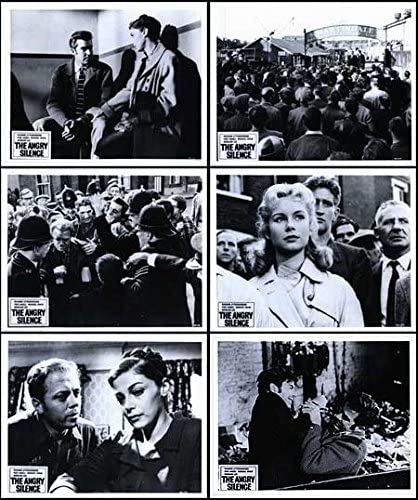 Angry Silence - Authentic Original 10x8 Stills Sale Free Shipping Cheap Bargain Gift Movie Of Set