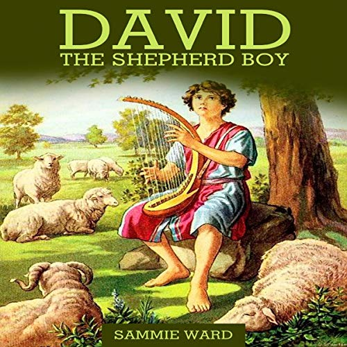 David the Shepherd Boy audiobook cover art