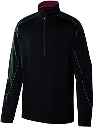 Terramar Merino Silk Extreme Weight Half Zip Tops