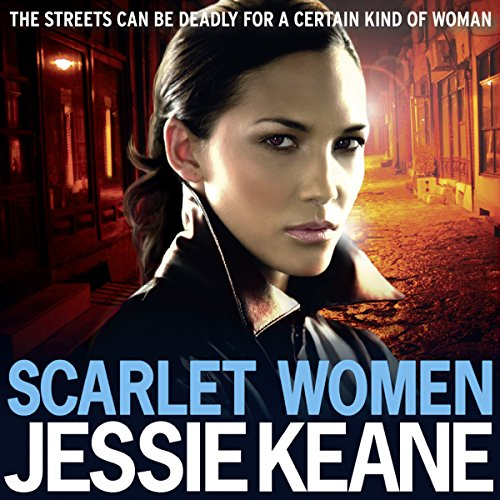 Scarlet Women audiobook cover art