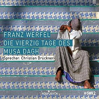 Die vierzig Tage des Musa Dagh Titelbild