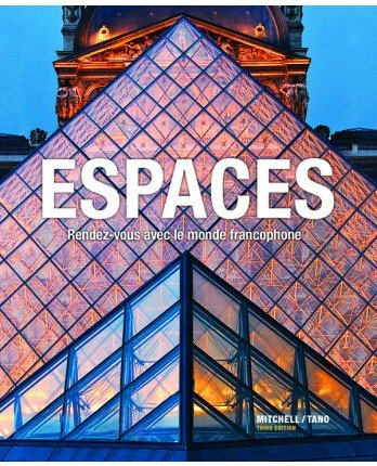 Espaces 3rd Ed Looseleaf Textbook with Supersite and vText Code (SSPlus)