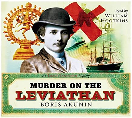 Murder on the Leviathan by Boris Akunin (2004-10-07)