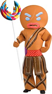Rubie's Costume Men's Shrek Gingerbread Warrior Costume