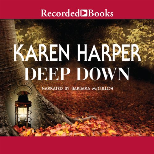 Deep Down audiobook cover art