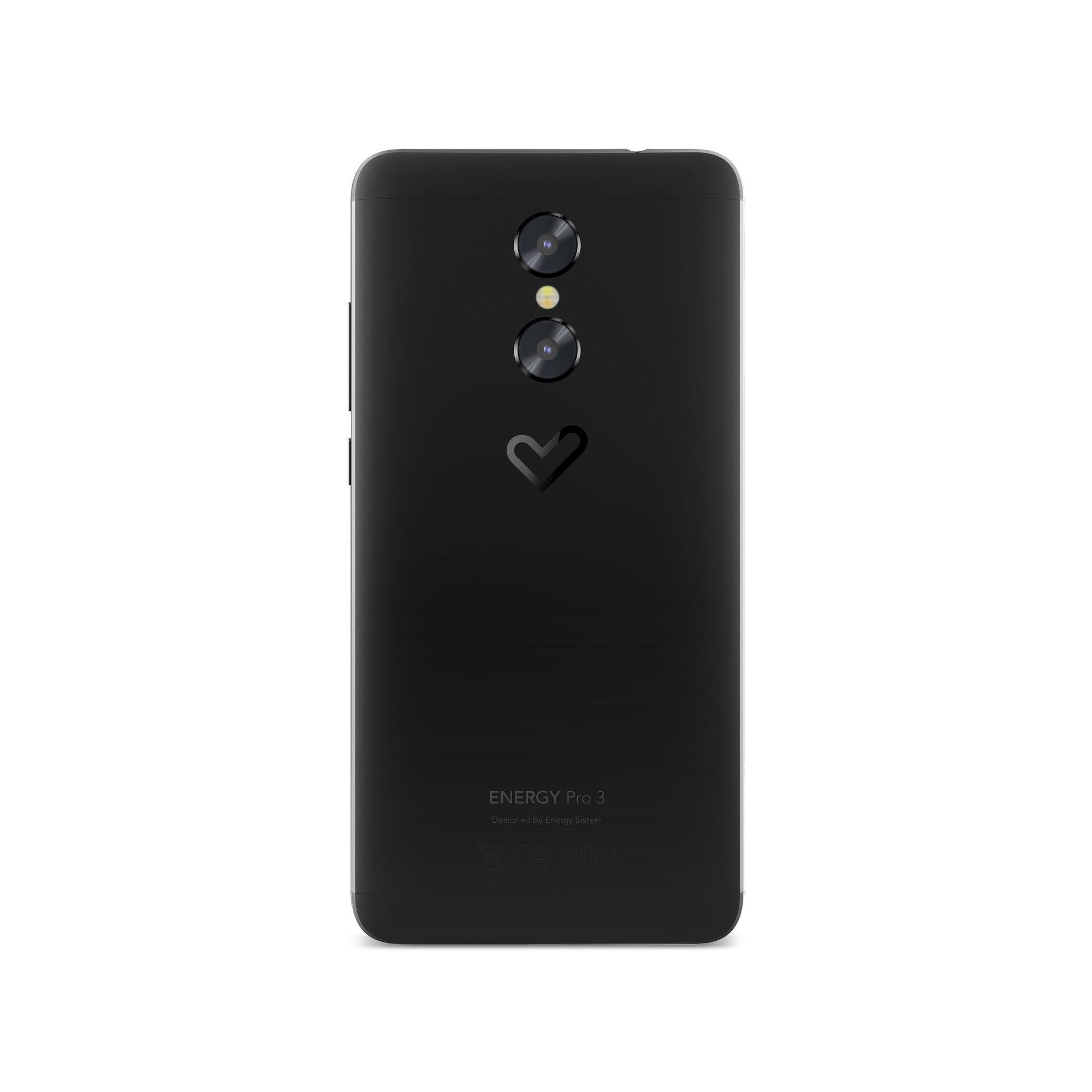 Energy Sistem Pro 3 - Smartphone Libre de 5.5 (4G, WiFi ...