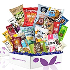 CERTIFIED VEGAN SNACK BOX: Bunny James Premium Vegan Box is a collection of 20 individually wrapped Vegan snacks. Assortment includes a mix of delicious and nutritious vegan Easter treats, dairy free products and vegan snack bars with plenty of sweet...