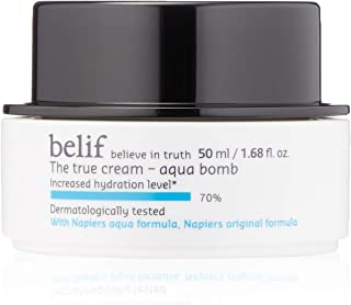 | belif the True Cream Aqua Bomb | Moisturizer for Combination to Oily Skin | Face Cream, Hydration, Clean Beauty