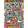 洋楽 DVD 4枚組 164曲 フルPV 最新曲 EDM メガヒット TikTok 超高画質 2021 New No.1 PV Awards - DJ Beat Controls 2021 最新流行マスター 最優秀PV大賞