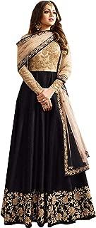 Women's Heavy Embroidered Indian Wear Anarkali Salwar Kameez LT