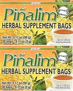 Pinalim Te De Pina Gn+vida USA Pinalim Pineapple Tea Extra Strength (2 Pack)