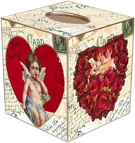 Valentine's 5 ☆ very popular Day Decorations • Gift Paper Cheap mail order sales Tissue Mache B Hearts