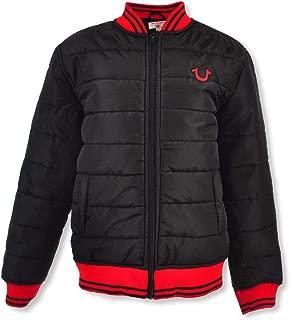 True Religion Sporty Quilt Insulated Flight Jacket