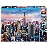 Educa- Manhattan, Nueva York Puzzle, 1000 Piezas, Multicolor (14811)